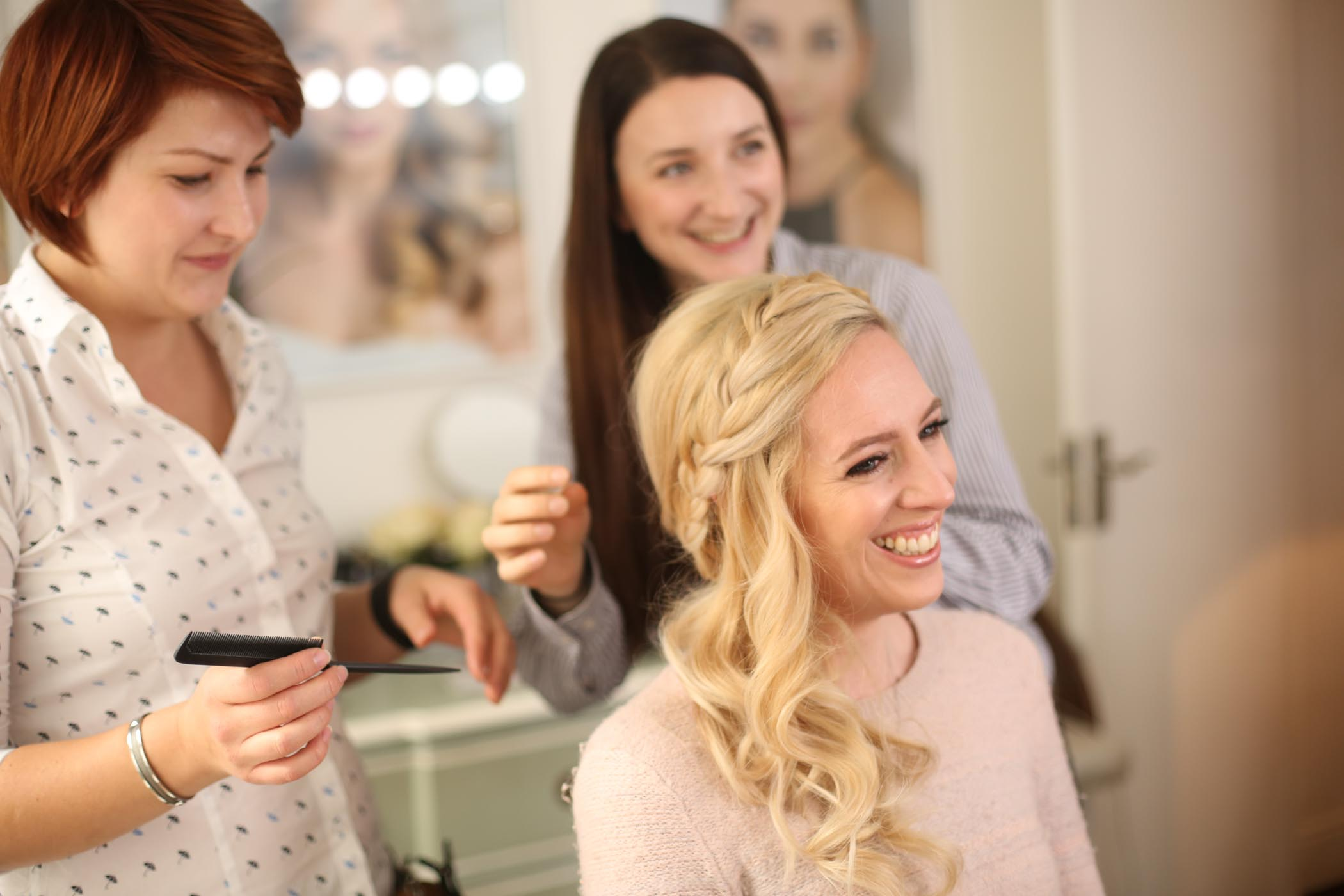 5-Day Bridal Hairstyling Course - Best Hairstyling Academy London ...